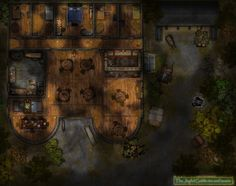 Dundjinni Mapping Software - Forums: Supercaptain never posted maps