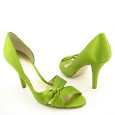 green shoes | Need Help finding Apple Green Shoes!! - The Knot