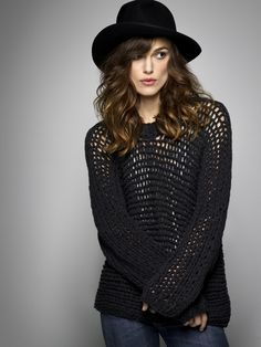 Keira Knightley for Glamour magazine