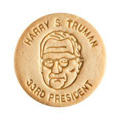 Dick & Jane Educational Snacks;  Presidential Edition;  Harry S. Truman,   33rd President,   1945-1953