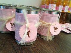 Dosen für Pferdegeburtstag  Pommes aus der Dose  ♥ Luusmeitlifashion ♥