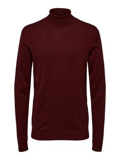 Roll neck - jumper   SELECTED Roll Neck Jumpers, Roll Neck Sweater, Tailored Suits, Tailored Trousers, Shirt Blouses, Tee Shirts, Cardigan Shirt, Suit Shoes, Red Turtleneck