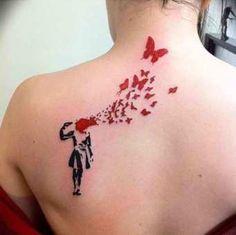 Tatuagens inspiradas em obras de arte
