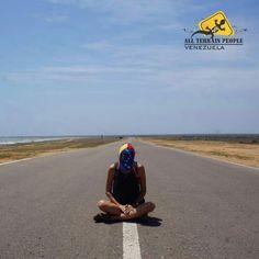 Venezuela te quiero 💛💙❤ 📷 by @christpheer #AllTerrainPeopleVenezuela 🌅 #ExploringVenezuela #trekking #mochileros #extremo #igersvenezuela #naturaleza #gopro #aventura #ecoturismo #deportesextremos #SOSVenezuela #extremesports #adventure #CaboSanRoman #traveling #PeninsulaDeParaguana #Falcon #holiday #photooftheday #tourism #tourist #mytravelgram #travelgram #igtravel #Coro #montañismo