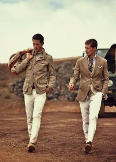 safari chic