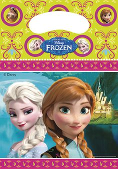 Frozen loot/ party bags http://www.wfdenny.co.uk/p/disney-frozen-party-bags/5009/
