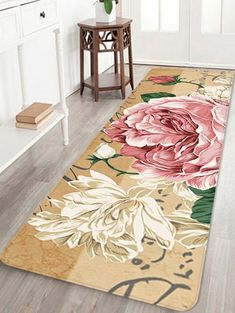 Wholesale carpets and rugs online, Rosewholesale offers cheap patterned bathroom carpets and round floor rugs with high quality, worldwide delivery. Flooring For Stairs, Non Slip Flooring, Carpet Flooring, Rugs On Carpet, Bathroom Rugs, Bath Rugs, Bathrooms, Wood Floor Pattern, Rugs