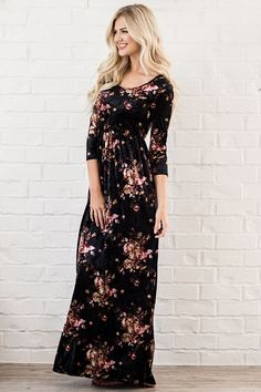 Modest Fall Dresses
