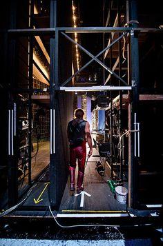 backstage @ the Royal Opera House