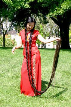 Longest Braid in China