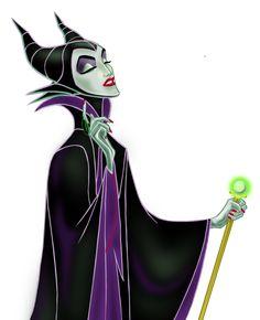Maleficent from an original production drawing by Marc Davis. Each Disney Character will receive a. Disney Png, Evil Disney, Disney Pixar, Dark Disney, Maleficent Drawing, Maleficent Tattoo, Disney And More, Disney Love, Disney Dream