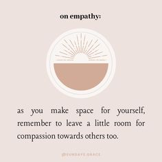 Today, I am reminded to make sure that I maintain a compassionate heart. Though it may go against my natural instinct to only think of myself, true God-centered love happens when I make the space to be empathetic towards others as well. #bekindtoeachother #personalgrowthjourney #empathy Authentic Self, Natural Instinct, True Happiness, Think Of Me, Words Of Encouragement, Self Development, Compassion, Perspective, Inspirational Quotes