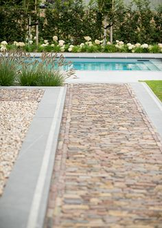 Outdoor Life, Outdoor Gardens, Luxury Homes Dream Houses, Plunge Pool, Pool Houses, Pavement, Water Features, Garden Projects, Garden Inspiration