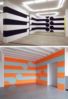 New Zealand interior decoration Interior Design Degree, Colorful Interior Design, Contemporary Interior Design, Colorful Interiors, Wall Paint Patterns, Maori Patterns, Maori Designs, New Zealand Art, Nz Art