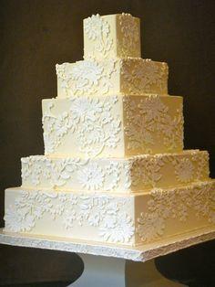 Wedding Cake by Jim Smeal |
