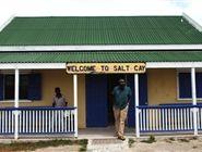 Salt Cay airport
