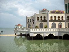 Penang, Malaysia - Floating Mosque