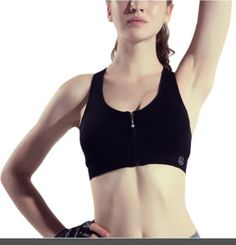 750c843be1 Lurdarin Womens Wireless Workout Running Racerback Bra Seamless Front  Zipper Fitness Yoga Sports Bras -- Be sure to check out this awesome  product.