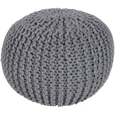 Pouf ottoman to use with glider?