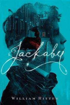 42 best book covers i love images on pinterest book covers cover jackaby by william ritter fandeluxe Gallery