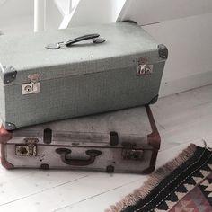 Gamle kufferter :)