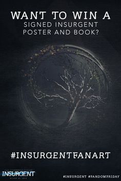 Yes so I can have a long talk with Veronica Roth about ruining dreams. Unless if theo James will be there.