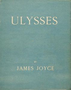 Ulysses (boek) - Wikipedia