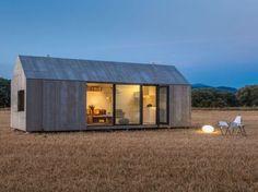 Tiny Modular Prefab Homes Ideas #modularhome #tinyhome