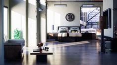 Slaapkamer Donkere Vloer : Beste afbeeldingen van donkere vloeren future house home