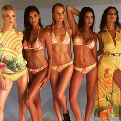 Pin-up Stars Backstage Say Hello to Floral Peacock  Soon Online and in Stores #pinupstars #beachwear #backstage #friday #model #girl #cantwait