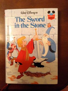 The Sword in the Stone - Disney iPad Mini case stand cover  (Wonderful World of Reading) by 4theloveofbooks on Etsy https://www.etsy.com/listing/164076333/the-sword-in-the-stone-disney-ipad-mini