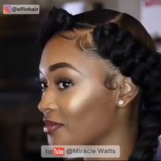 62 Box Braids Hairstyles with Instructions and Images - Hairstyles Trends Two Braid Hairstyles, Braided Hairstyles For Black Women, Natural Hair Styles For Black Women, African Braids Hairstyles, Natural Hair Braids, Braids For Black Hair, Halo Braid With Weave, Hair Videos, Braid Styles