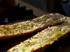 Herbed Garlic Bread Recipe by Tyler Florence