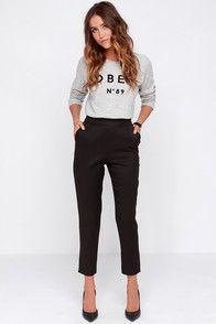 Leggings, High-Waisted Jeans, Harem Pants & Khaki Pants at LuLu*s