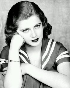 17 year old Lana Turner in an early studio picture