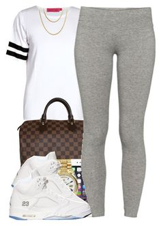 """""""Love Polyvore Remix"""" by polyvoreitems5 ❤ liked on Polyvore featuring Boohoo, Louis Vuitton, TNA, Cartier, Rolex, Retrò and polyvoreremix"""
