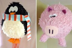 Fabulous Find: Adorable Custom Made Piñatas