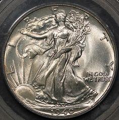 1940 Walking Liberty Silver Half Dollar Pcgs Ms 67 Cac Superb Gem 50c Coin