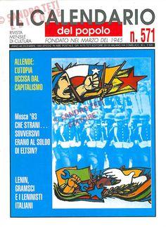 Il Calendario del Popolo n° 571, 1993