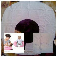 For mothers and babies... Emzirme yastigi olculeri