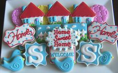 Home Sweet Home | Cookie Connection