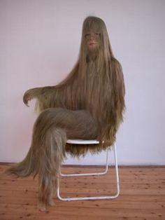 Is it that time again? Ya look like a Wookie!     Full body waxing at beachWAX, Encinitas