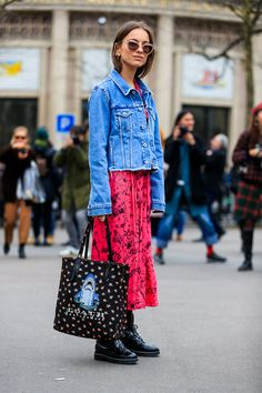 Paris Fashion Week - Street Style Marzo 2018 - StyleLovely