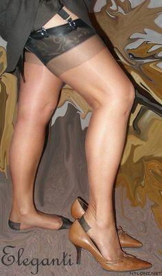 e09b21985de Eleganti RHT Stockings   Nylons - COPPER BLACK CONTRAST - imperfects   fashion  clothes  shoes  accessories  womensclothing  hosierysocks (ebay  link)