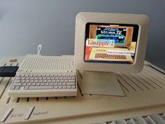 Back to 1984: 3D Printed Retro Mini Apple Computer