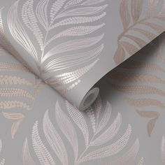 Shop the Botanica Blush Wallpaper at Perigold, home to the design world's best furnishings for every style and space. Wallpaper Grey And Brown, Pink And Grey Wallpaper, Rose Gold Wallpaper, Pink Wallpaper Living Room, Home Wallpaper, Wallpaper Roll, Bedroom Wallpaper, Blush And Grey Living Room, Blush Bedroom