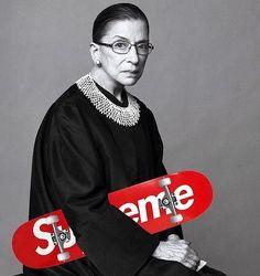 패러디 아티스트 크리스 렐라스(Chirs Rellas)의 인스타그램 @copylab을 방문해 보세요! 미국 최초의 여성 유대인계 대법관 루스 베이더 긴즈버그 X 독보적 스트리트 브랜드 슈프림의 절묘한 조화! 이 작품처럼 그의 피드엔 패션과 명화 시대적 아이콘을 적절히 활용한 재미난 작품들이 가득합니다. RG@copylab - #HarpersBazaarkorea #Bazaar #바자 #하퍼스바자 #Supreme #Chirsrellas #Fashion #Art #RuthBaderGinsburg #슈프림 #아트 #루스긴즈버그 #패션 #instagood #love  via HARPER'S BAZAAR KOREA MAGAZINE OFFICIAL INSTAGRAM - Fashion Campaigns  Haute Couture  Advertising  Editorial Photography  Magazine Cover Designs  Supermodels  Runway Models