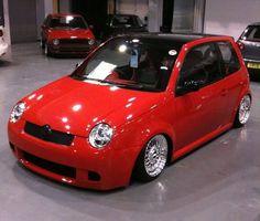 Graeme's VW Lupo