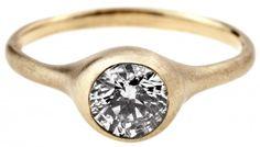Cala Diamond Ring by Bario Neal