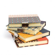 lock & key diaries / journals, choice of pattern, beautiful!